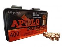 BALIN APOLO 4,5 PREDATOR COBREADO x 400 - 19950