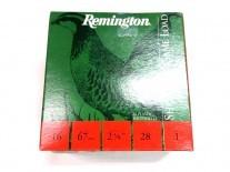 CARTUCHO REMINGTON C. 16 28 GR M 7 - 20505