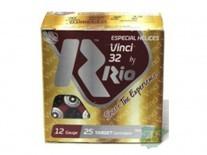 CARTUCHO RIO C. 12 32 GRM 7,5 VINCI - 4015
