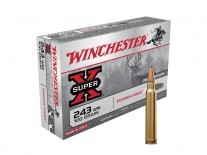 MUNICION C. 243 WINCHESTER 100 GR - X2432