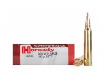 MUNICION C. 300 MAG HORNADY 180 GR SST SPF - 82193