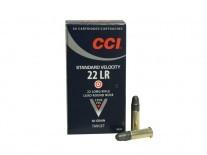 MUNICION C. 22 LR CCI STD VELOCIDAD - 20829