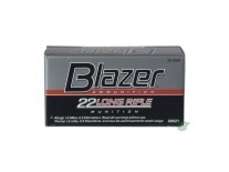 MUNICION C. 22 LR CCI BLAZER - 20832