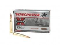 MUNICION C. 270 WINCHESTER130 GR X2705 - 650-12