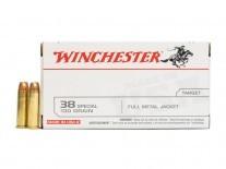 MUNICION C. 38 SPL WINCHESTER 130 GR Q4172 - 750-61