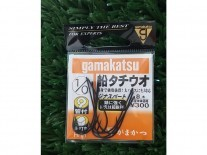 ANZ GAMAKATSU S. 66398 Nº 1/0 x 8 - 66398-1-0