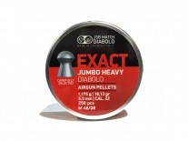BALIN JSB 5,5 EXACT JUMBO JEAVY x 250 - 4735