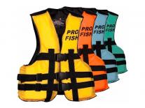 CHALECO AQUAFLOAT PRO FISH T 10 - 2117
