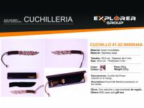 CUCHILLO EXPLORER M. 044A 30,5 CM - 70027